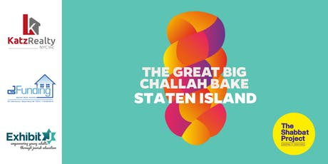 The Great Big Staten Island Challah Bake tickets