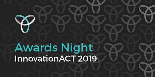 InnovationACT 2019: Awards Night!