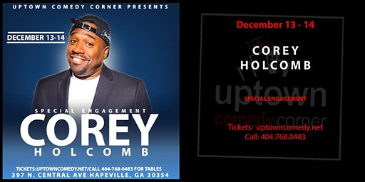 COREY HOLCOMB- No Passes or Groupons
