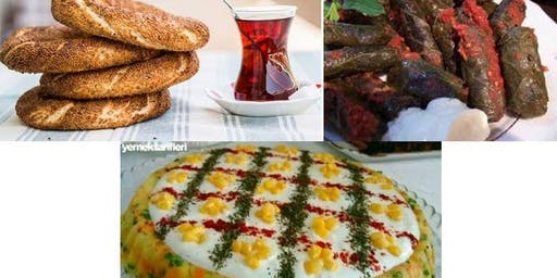 Turkish Cuisine Cooking Class October 19, 2019