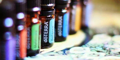 Wellness Education Series: Introduction to doTERRA Essential Oils