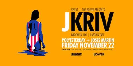 JKriv (Glitterbox/Razor-N-Tape) tickets