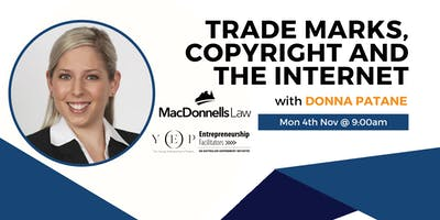 Trade Marks, Copyright and the Internet