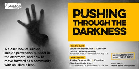 Pushing Through the Darkness - WEST END tickets