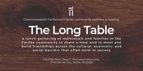 The Long Table tickets