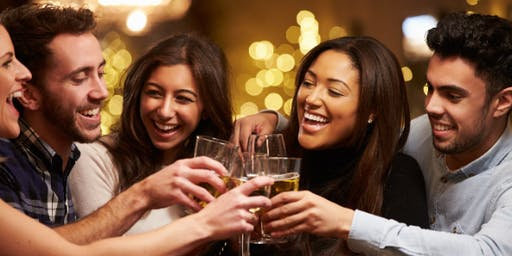 Make new friends - Dames et messieurs! (25-45)(FREE Drink/Hosted) BRU