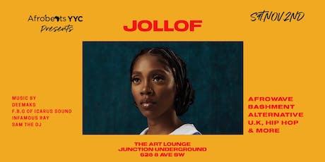 JOLLOF tickets