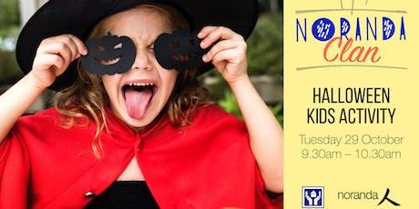 Noranda Clan Halloween Kids Activity tickets
