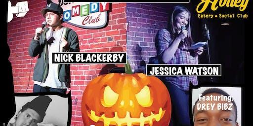 Honey's Spooky Comedy Show