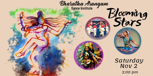 A Classic Indian Dance Extravaganza