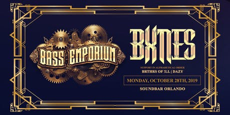 The Bass Emporium Presents BXNES | Monday 10.28.19 tickets