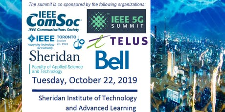The 57th IEEE 5G Summit - Sheridan tickets