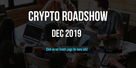 PERTH -  The Inaugural Blockchain Australia National Meetup Roadshow tickets