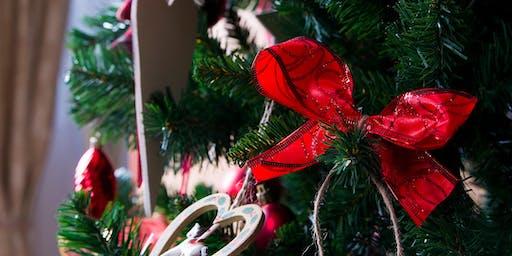 Make and Create: Upcycled magazine Christmas decoration