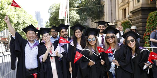 RMIT 2019 Graduation Campus Tours