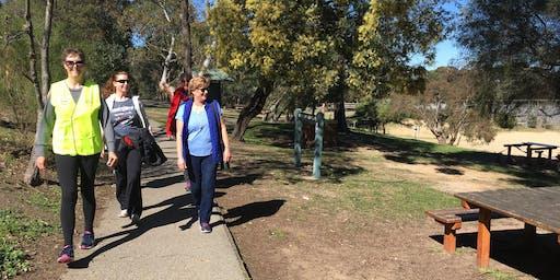 Welcome Walk - Braeside Park