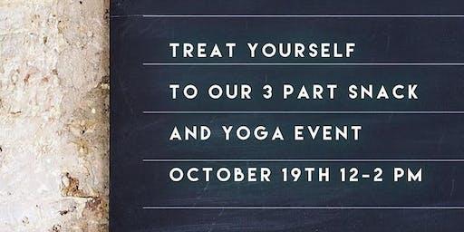Nutrition and Yoga Workshop