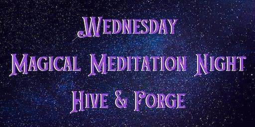 Magical Meditation Night 10/23/19
