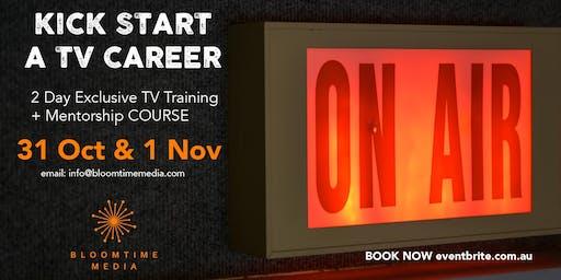 FRESH START 2-DAY TV PRODUCER TRAINING + MENTORSHIP