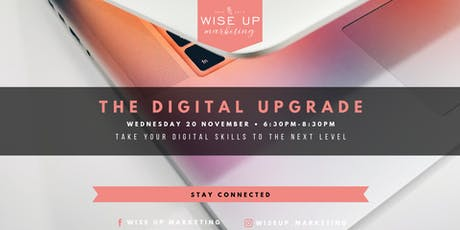 The Digital Upgrade tickets
