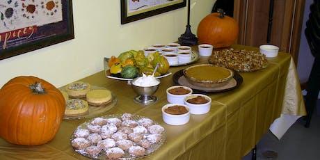 Pumpkin Treats Baking Class-Sat 10/26/19 from 2pm-4:30pm - KIDS OK!! tickets
