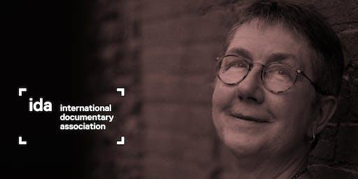 IDA Conversation Series: Julia Reichert