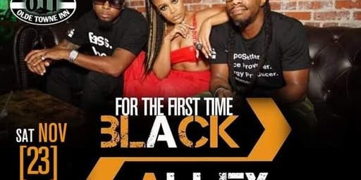Black Alley live at OTI largo md