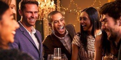 Make new friends - Gleichgesinnte Damen & Herren! (25-45) (FREE Drink) ZUR