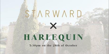 Starward Whisky x Harlequin Hobart tickets