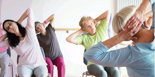 Chair Yoga and Meditation workshop
