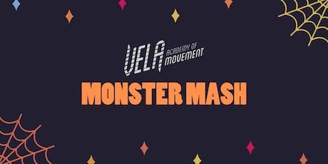 Halloween Monster Mash @ Vela Academy tickets