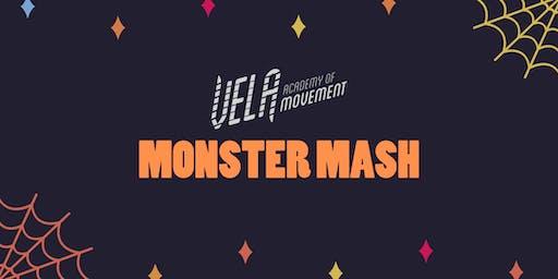 Halloween Monster Mash @ Vela Academy