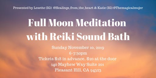 Guided Meditation With Reiki Soundbath