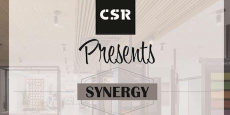 CSR Synergy tickets