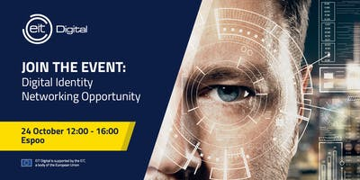 Digital Identity - Digital Tech Networking Event