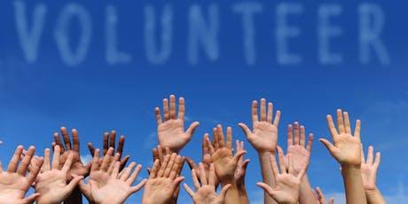 The Joys & Challenges of Volunteers tickets
