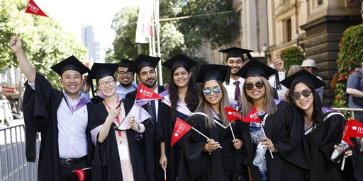 RMIT 2019 Graduation Campus Tours (Mandarin Speaking Guide)