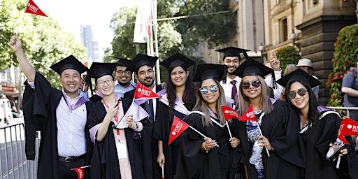 RMIT 2019 Graduation Campus Tours (Mandarin Speaking Guide)
