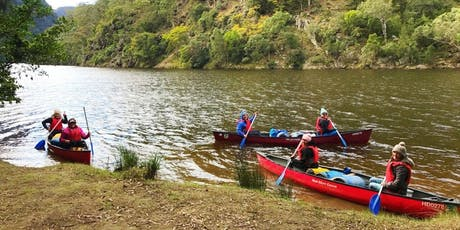 Women's Overnight Canoe Trip: Shoalhaven Gorge // 25th- 26th January  tickets