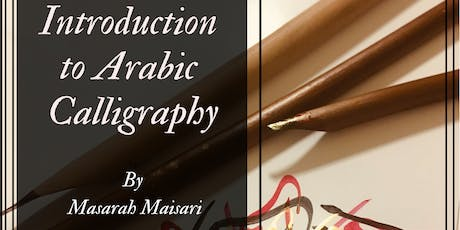 Arabic Calligraphy classes tickets