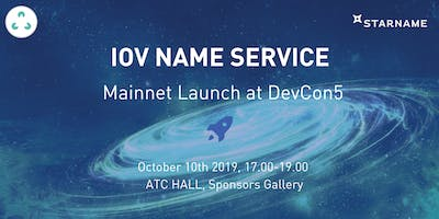 IOV Name Service Mainnet Launch
