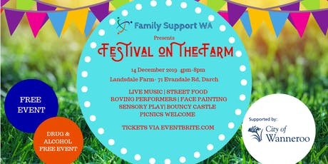 Festival on the Farm tickets