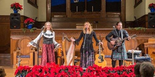 "Golden Bough ""Christmas in a Celtic Land""  Concert at Los Gatos UMC"