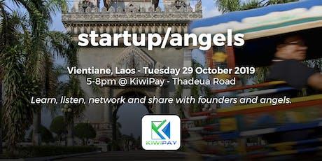 Startup&Angels Vientiane #1 tickets