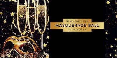 New Years Eve Masquerade Ball at Fondata 1872