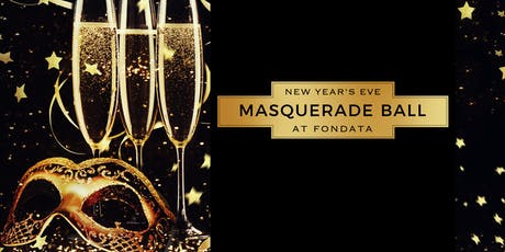 New Years Eve Masquerade Ball at Fondata 1872 tickets