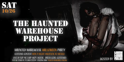 The Haunted Warehouse Project