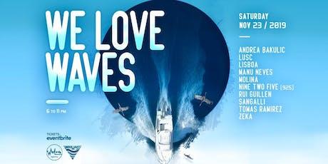 WeLoveWaves tickets