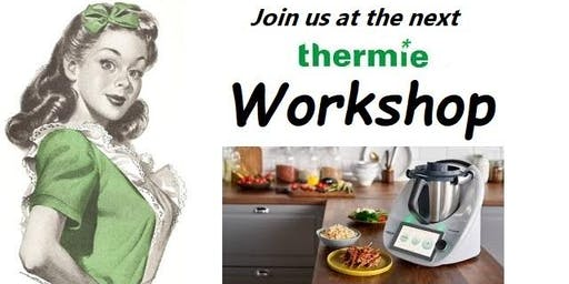 Workshop using the Thermomix