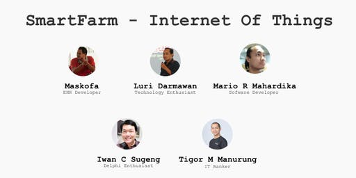 SmartFarm - Internet Of Things
